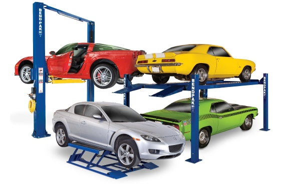 What Car Lift Should you use for your Shop?