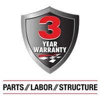 Dannamr 3 Year Warranty