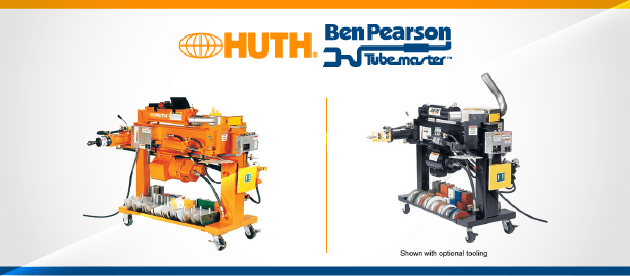 Huth Benders Products Page