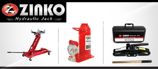 Zinko Products Page