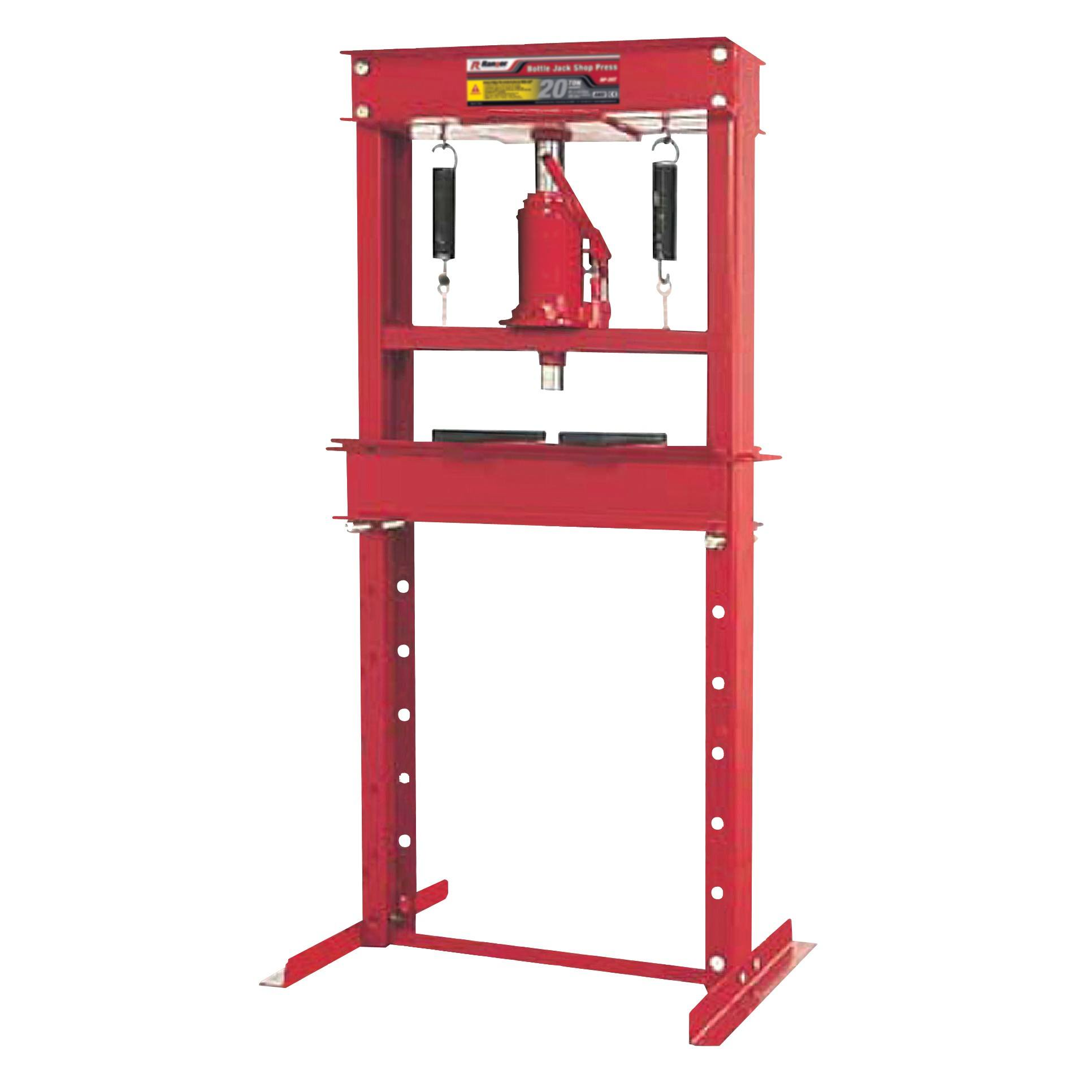 Ranger Rp-20T 20-Ton Bottle Jack Shop Press