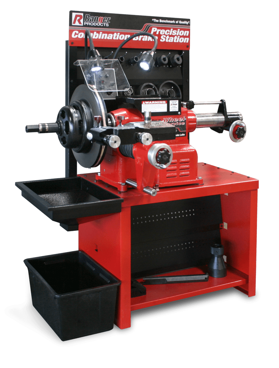 Ranger Rl-8500 Combination Brake Lathe